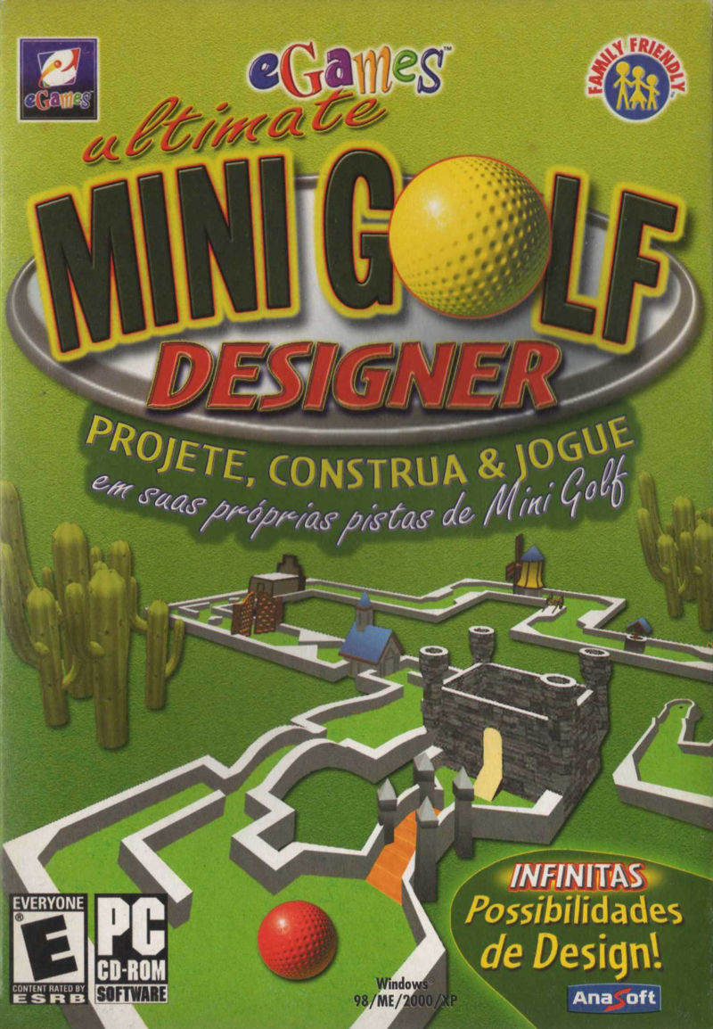 Ultimate Mini Golf Designer Deluxe Suite