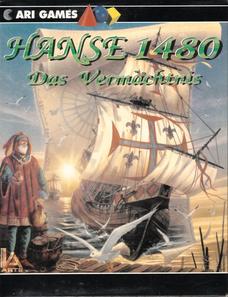 Hanse 1480: Das Vermächtnis Windows Front Cover