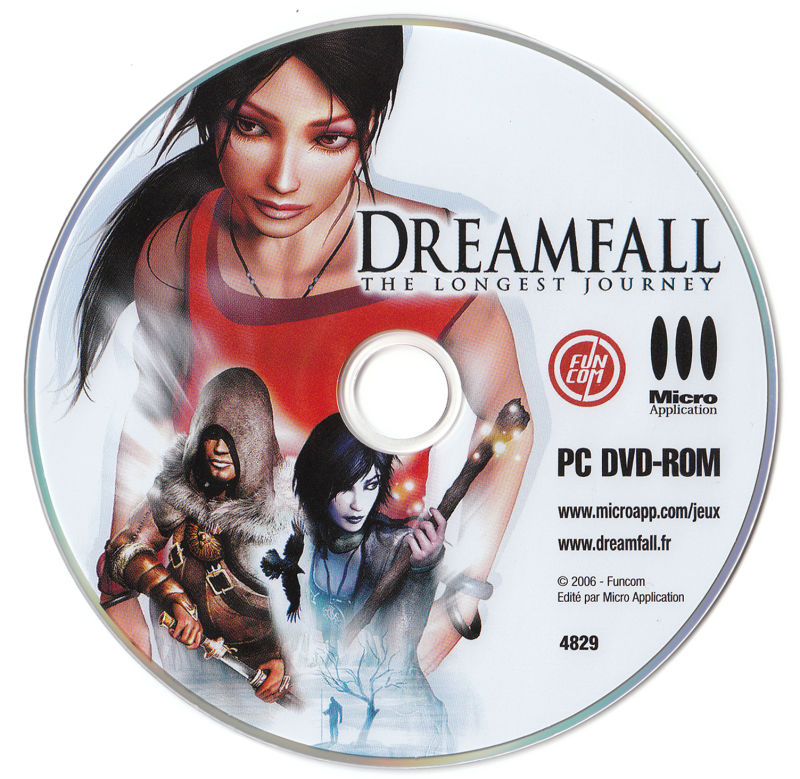 Dreamfall: The Longest Journey Windows Media