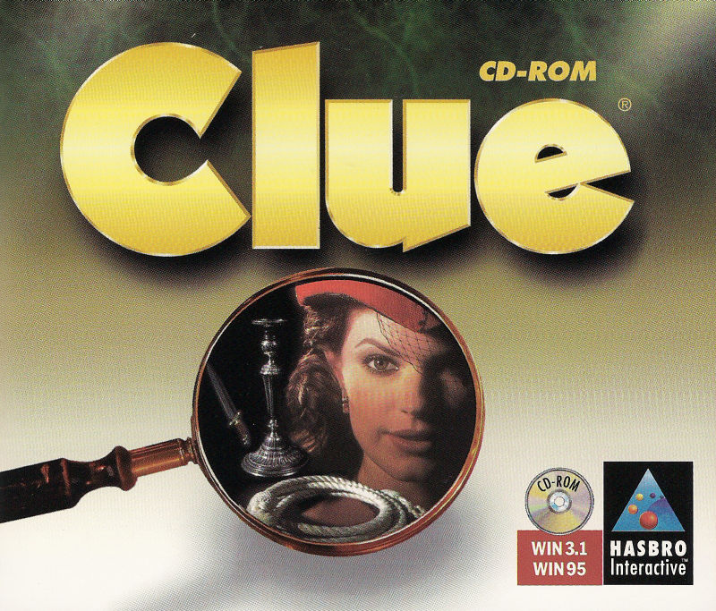 Clue Windows Other Jewel Case Front