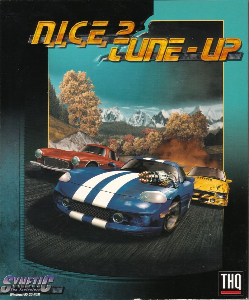 N.I.C.E. 2: Tune-Up Windows Front Cover