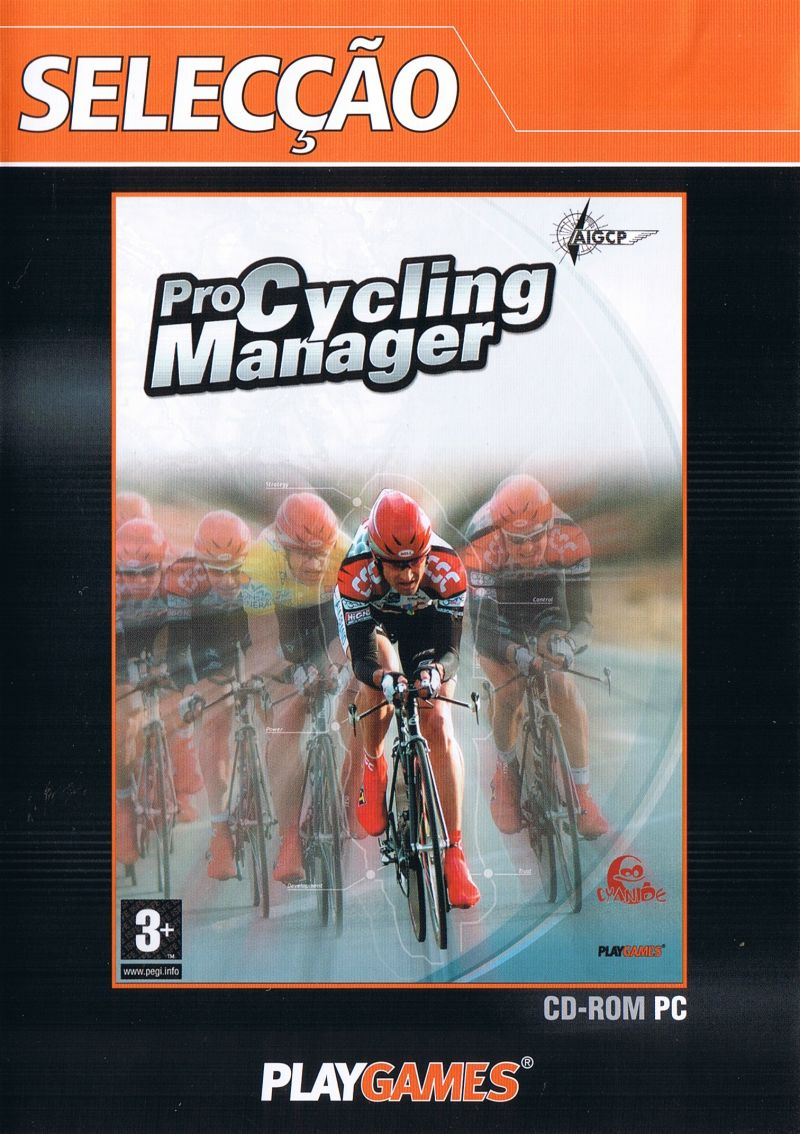 Pro Cycling Manager Windows Front Cover