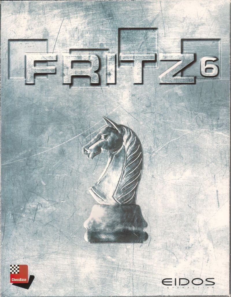 Fritz 6 Windows Front Cover