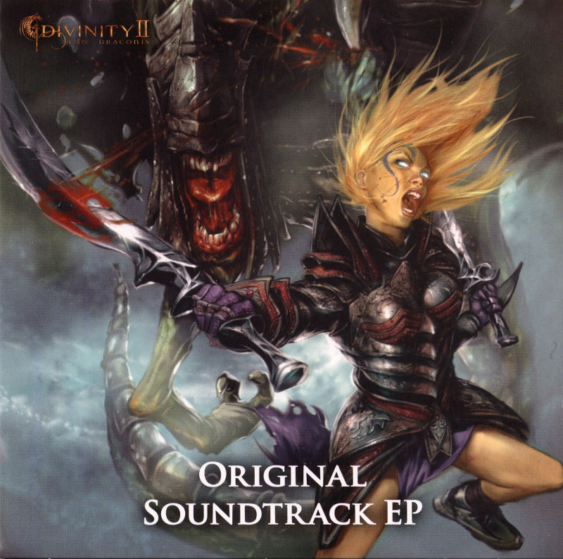 Divinity II: Ego Draconis (Collector's Edition) Windows Other Soundtrack - Sleeve - Front