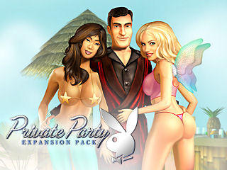 Playboy: The Mansion - Private Party Windows Front Cover