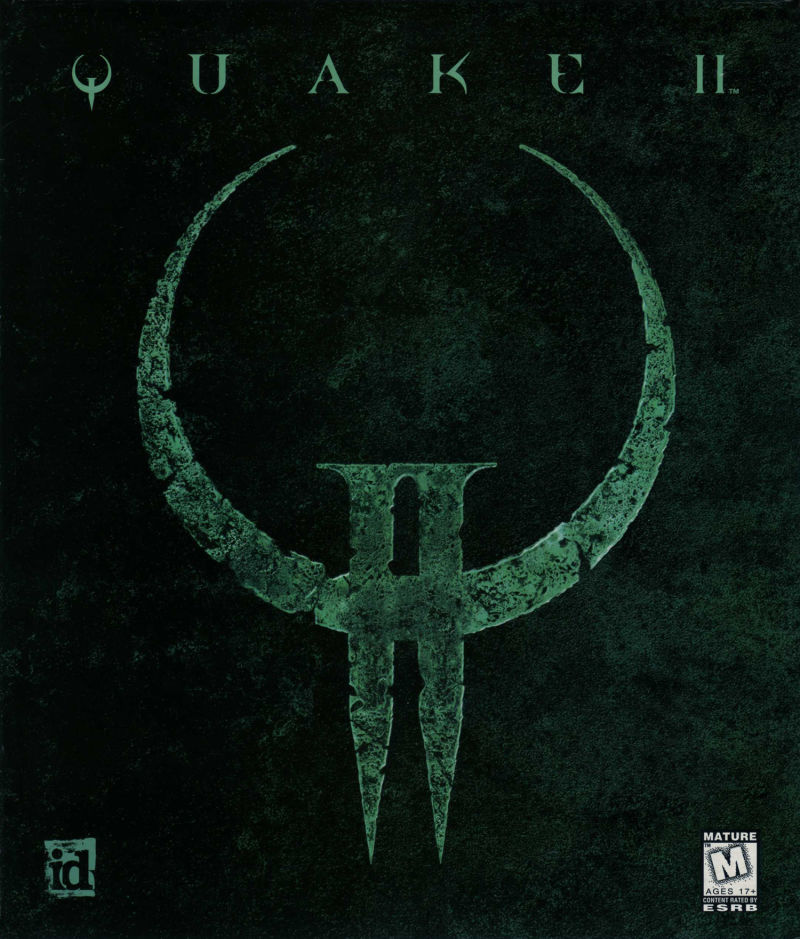 Quake II Windows Front Cover