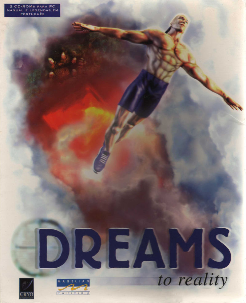 DREAMS to Reality DOS Front Cover
