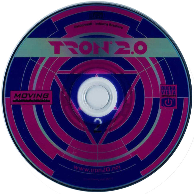 TRON 2.0 Windows Media Disc 2