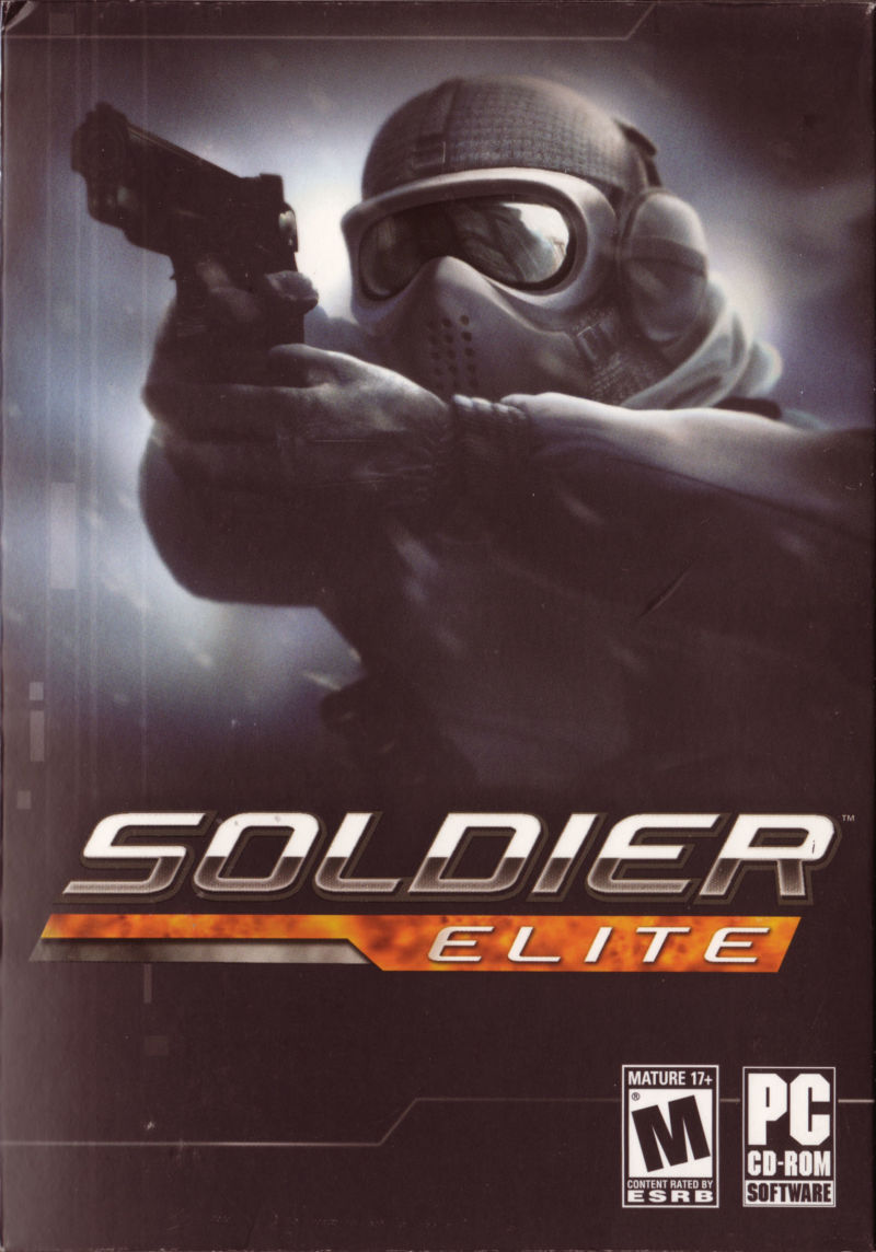 Soldier Elite: Zero Hour Windows Front Cover