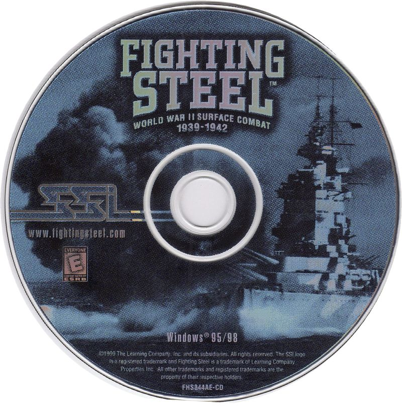 Fighting Steel: World War II Surface Combat 1939-1942 Windows Media