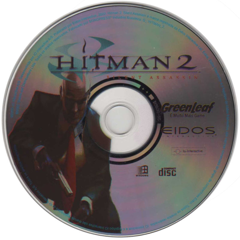 Hitman 2: Silent Assassin Windows Media