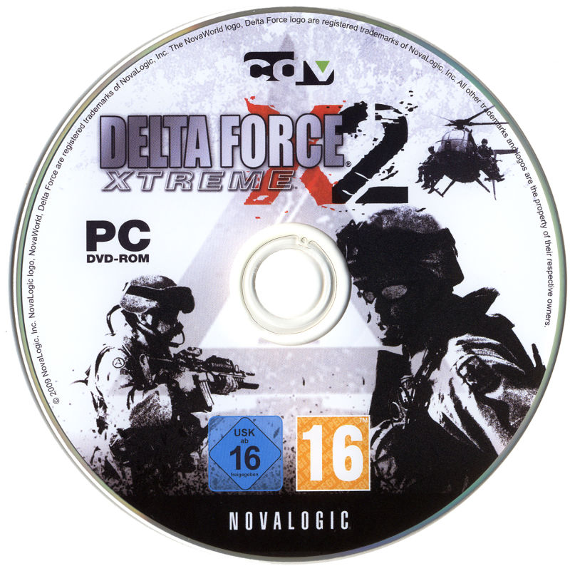 Delta Force: Xtreme 2 (2009) Windows box cover art - MobyGames