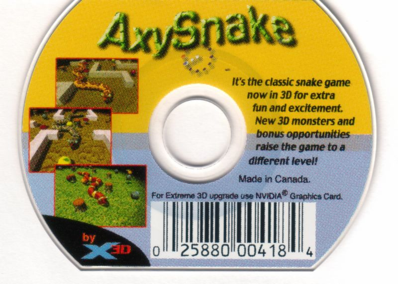AxySnake Windows Media