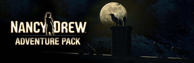 Nancy Drew Adventure Pack