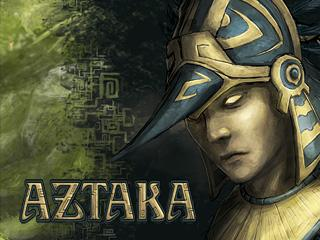 Aztaka Windows Front Cover