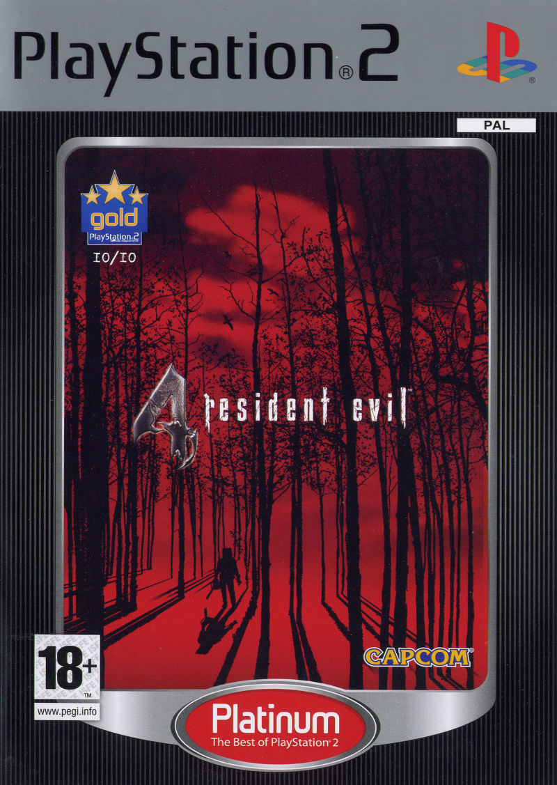 Resident Evil 4 2005 Playstation 2 Box Cover Art Mobygames