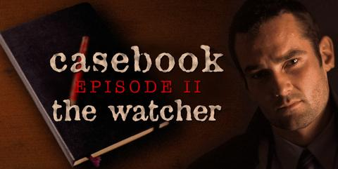 Casebook: Episode II - The Watcher Windows Front Cover