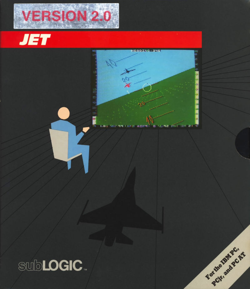 Jet 2.0 DOS Front Cover