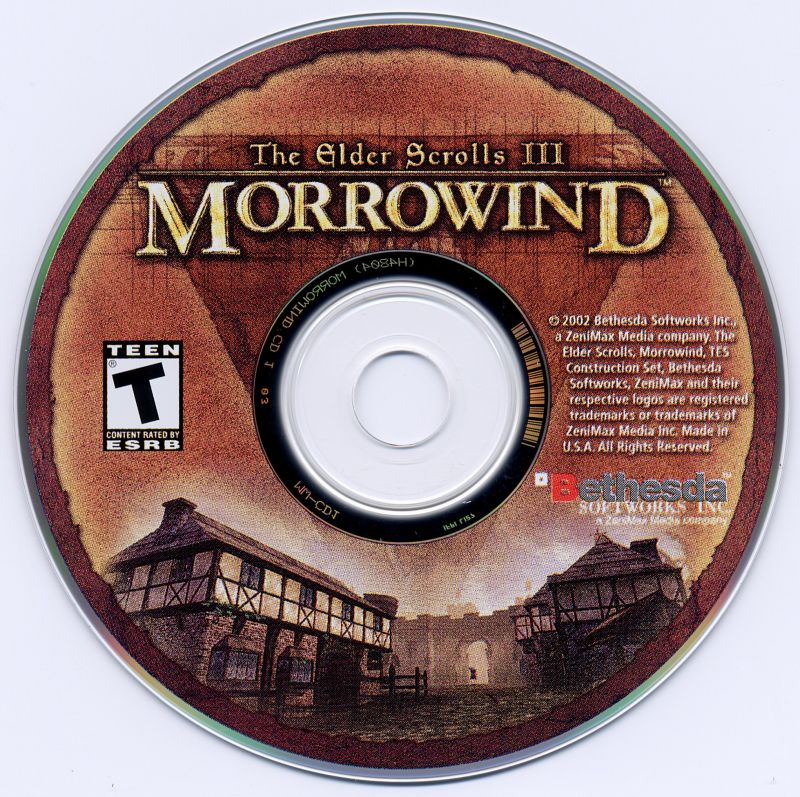 The Elder Scrolls III: Morrowind Windows Media