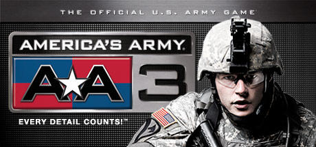 America's Army 3 Windows Front Cover