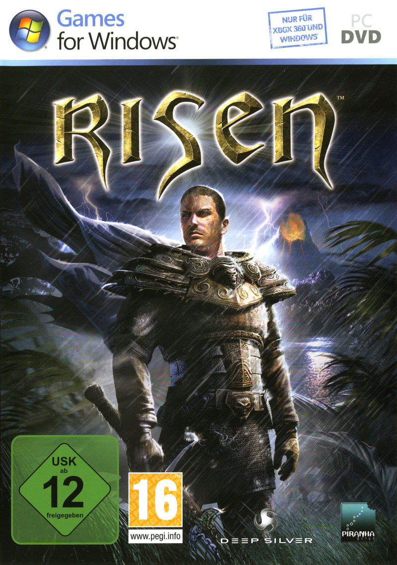 Risen (Collector's Edition) Windows Other Keep Case - Front