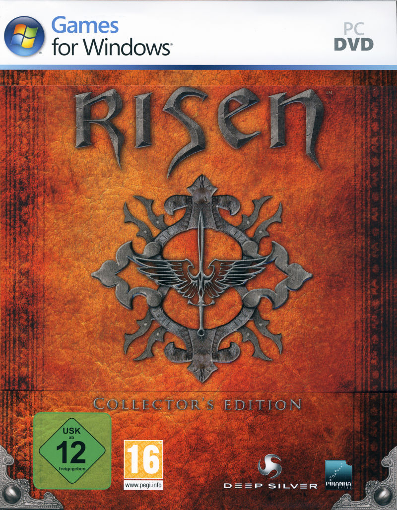 Risen (Collector's Edition) Windows Front Cover