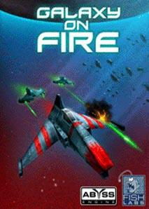 Galaxy on Fire Zeebo Front Cover