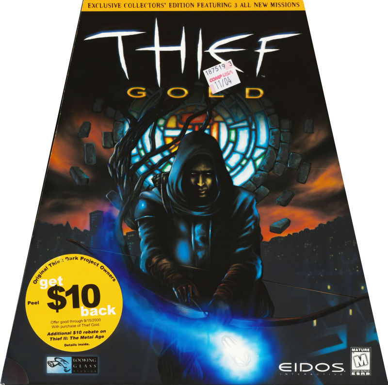 Thief: Gold Windows Front Cover