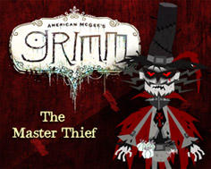 American McGee's Grimm: The Master Thief Windows Front Cover
