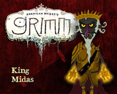 American McGee's Grimm: King Midas Windows Front Cover