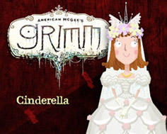 American McGee's Grimm: Cinderella Windows Front Cover