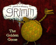 American McGee's Grimm: The Golden Goose Windows Front Cover