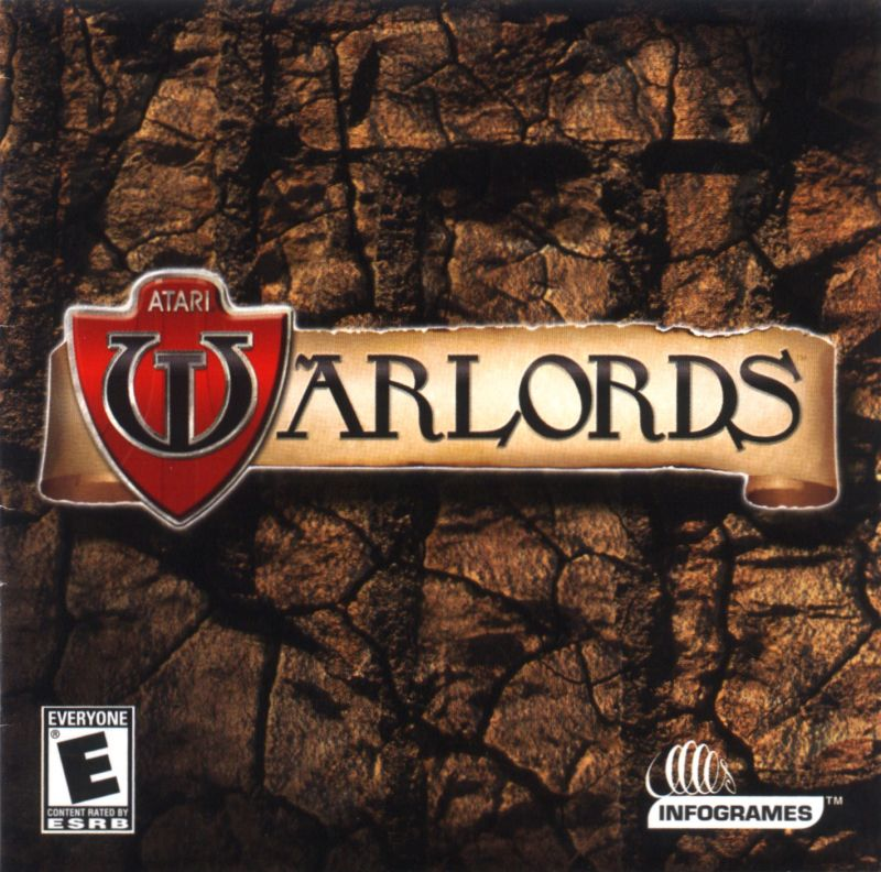 Warlords Windows Front Cover