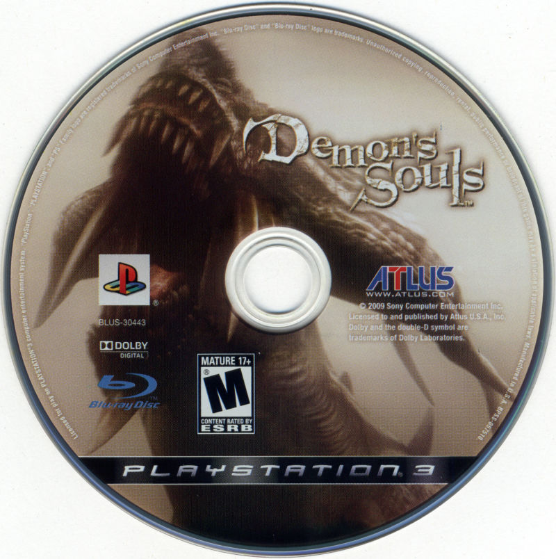 Demon's Souls PlayStation 3 Media