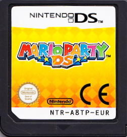 Mario Party DS Nintendo DS Media