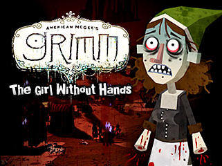 American McGee's Grimm: The Girl Without Hands Windows Front Cover