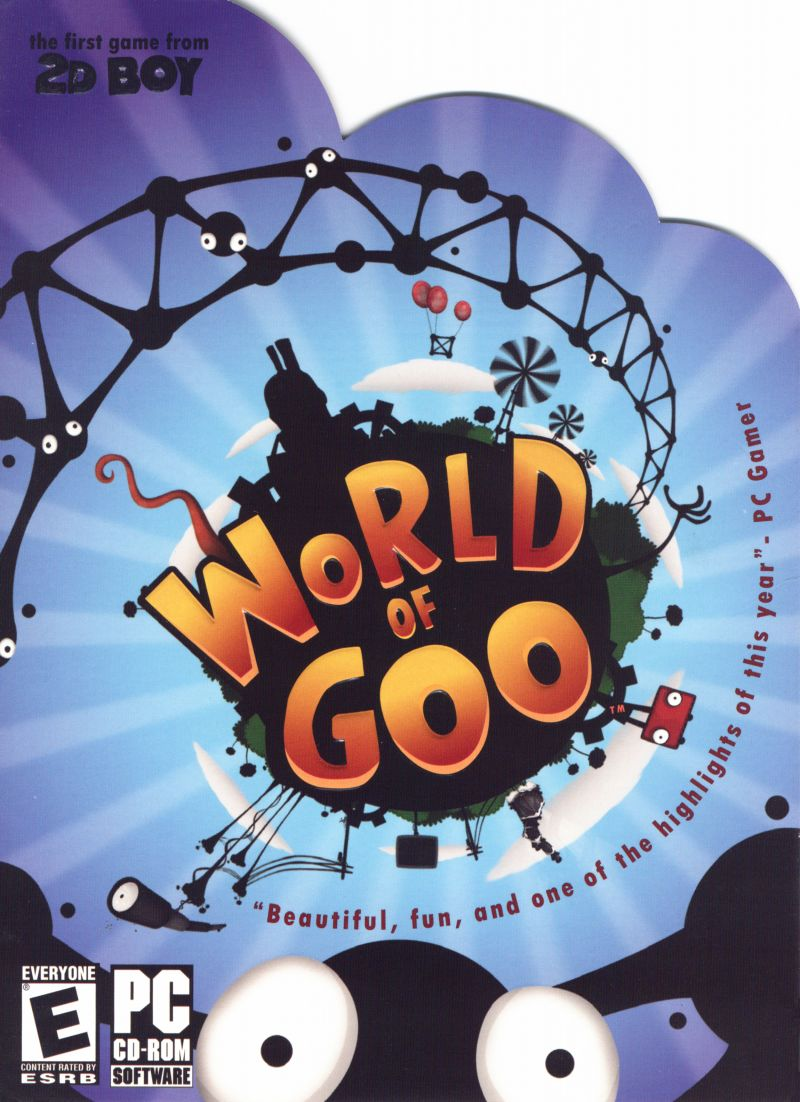 World of Goo Windows Front Cover