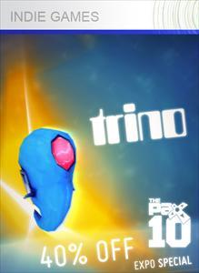 Trino Xbox 360 Front Cover 1st version