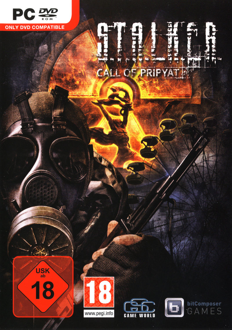 S.T.A.L.K.E.R.: Call of Pripyat Windows Front Cover