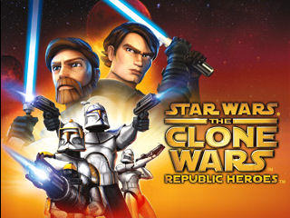 Star Wars: The Clone Wars - Republic Heroes Windows Front Cover