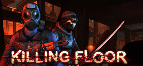 Killing Floor Windows Front Cover