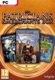 The Patricians & Merchants Box Windows Front Cover