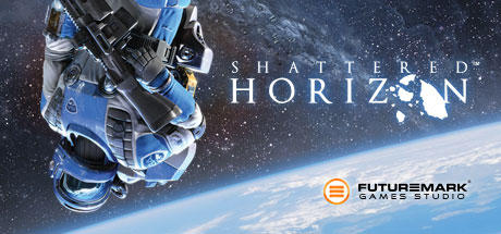 Shattered Horizon Windows Front Cover