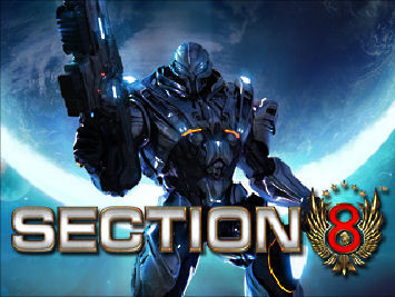 Section 8 for PlayStation 3 (2010) - MobyGames