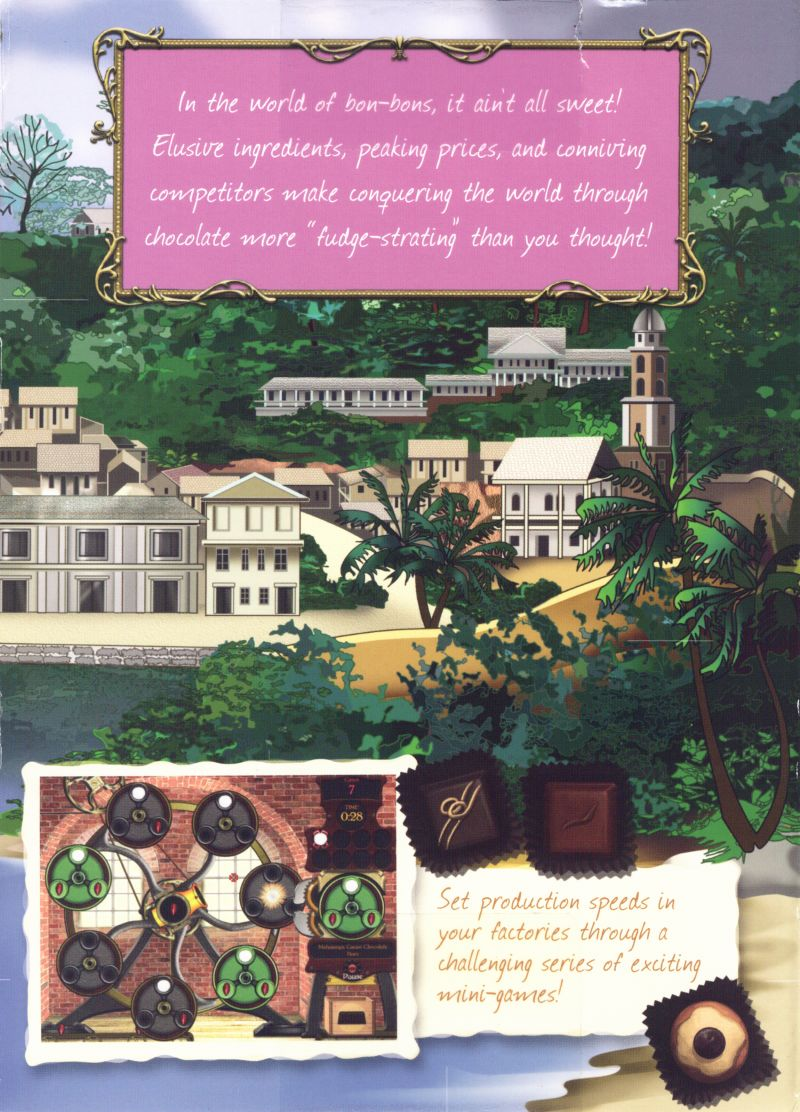 Chocolatier Macintosh Inside Cover Right