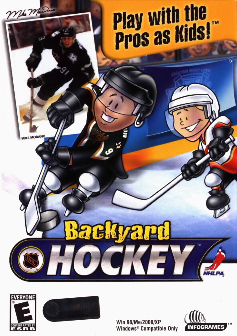 backyard hockey 2002 windows review mobygames