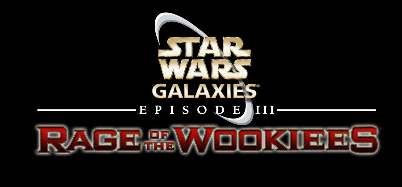 Star Wars: Galaxies - Episode III Rage of the Wookiees Windows Front Cover
