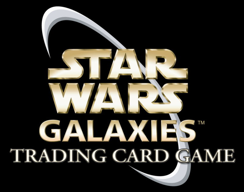 Star Wars Galaxies Trading Card Game Windows Front Cover