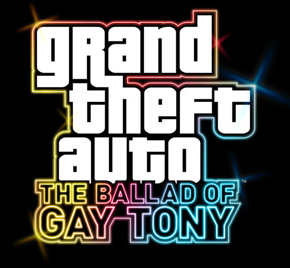 Grand Theft Auto: The Ballad of Gay Tony Xbox 360 Front Cover