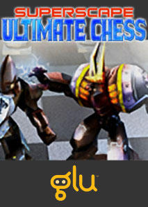 Ultimate Chess 3D Zeebo Front Cover